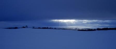 Mads ser lyset på vei til Røros