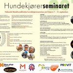 Seminarprogram med diverse info