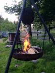 Dugnad med rykende bra grillfest!